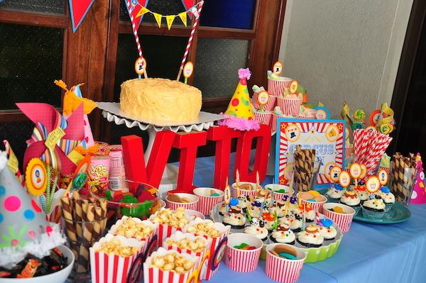 Homemade Parties DIY Party_Circus Party_Vito07