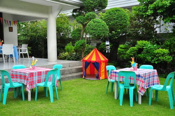 Homemade Parties DIY Party_Circus Party_Vito09