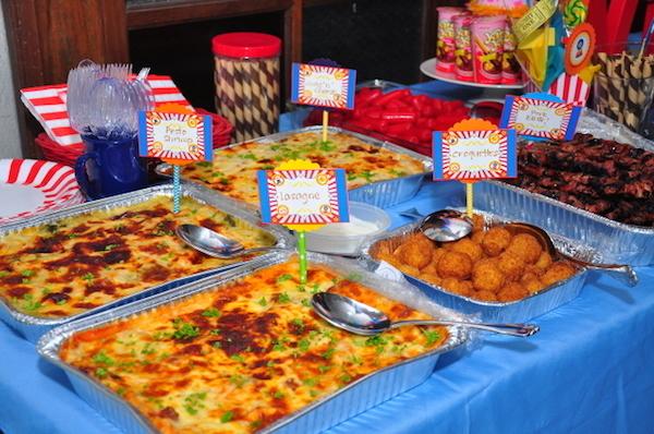 Homemade Parties DIY Party_Circus Party_Vito12