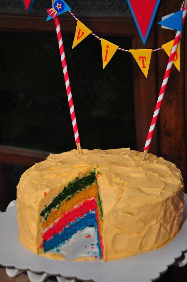 Homemade Parties DIY Party_Circus Party_Vito17