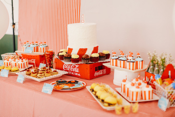 Homemade Parties_DIY Party_50s Diner Party_Lucas16