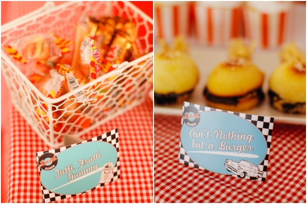 Homemade Parties_DIY Party_50s Diner Party_Lucas19