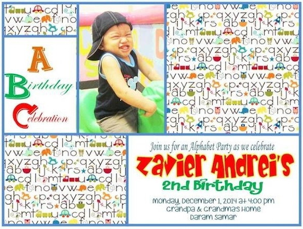 Homemade Parties_DIY Party_ABC Alphabet Party_Zian09