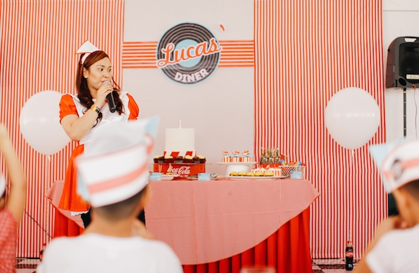 Homemade Parties_DIY Party_50s Diner Party_Lucas82