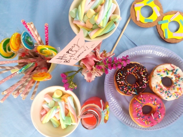 Homemade Parties_DIY Party_Donut Party_Emma06
