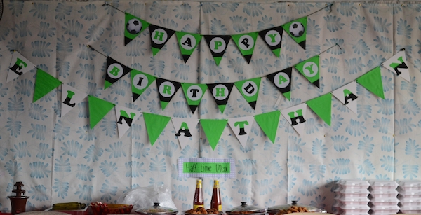 Homemade Parties_DIY Party_Football11