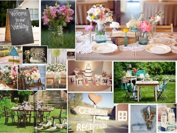 DIY Rustic Wedding_Mood Board03