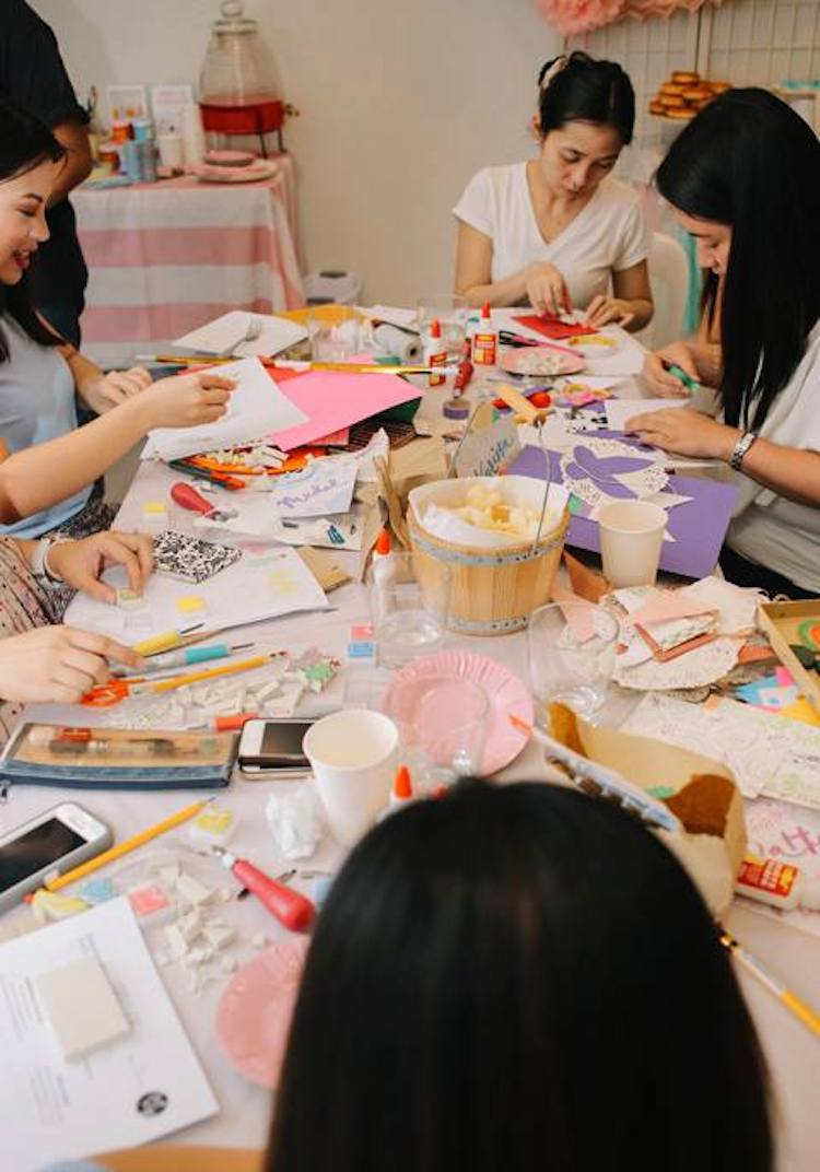 Homemade Parties_DIY Party_CRAFT PARTY26