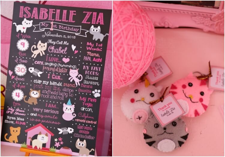 Homemade Parties_DIY Party_Kawaii Cat Party_Isabelle19