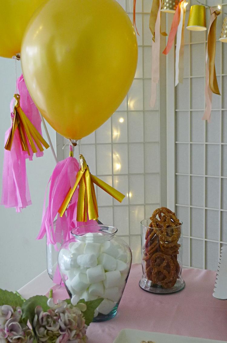 Homemade Parties How to do DIY Dessert Table 11