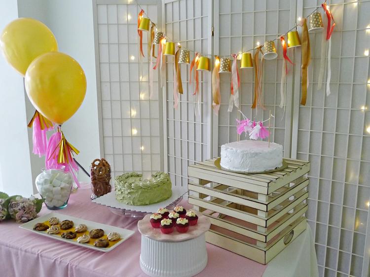 Homemade Parties How to do DIY Dessert Table 14c