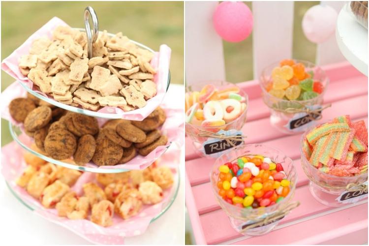 Homemade Parties DIY Party _Bear Party Chloe22
