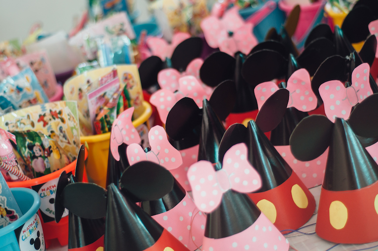 Homemade Parties DIY Party _Mickey Mouse Party Nathan07
