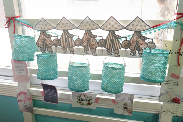 Homemade Parties DIY Party _Pretty Craft Rooms 13