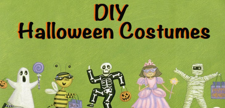 Halloween Costumes You can DIY