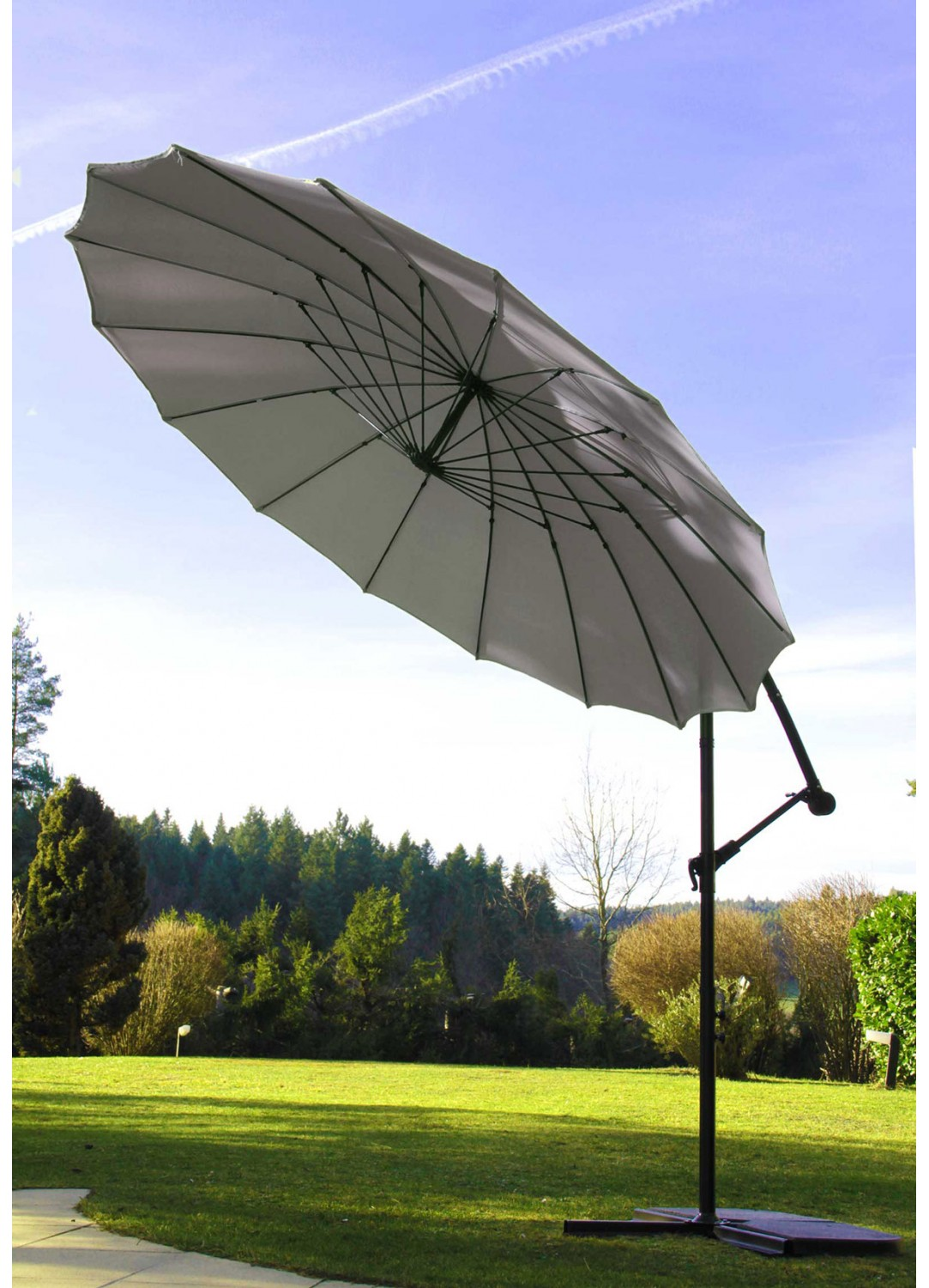 Parasol Anti Uv Leroy Merlin Parasol Deporte Inclinable Parasol D Port Rectangulaire