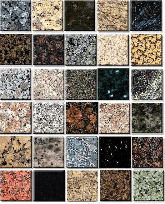 How To Choose Granite Colors Home Makeover Diva