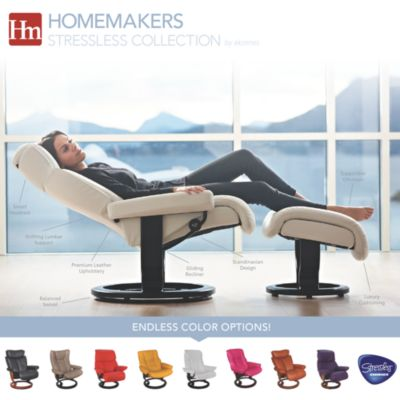 Stressless Outlet Ekornes Stressless Furniture Infographic Homemakers