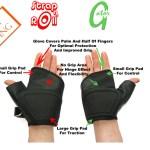 NEW!   Strap N Roll Wheelchair Gloves