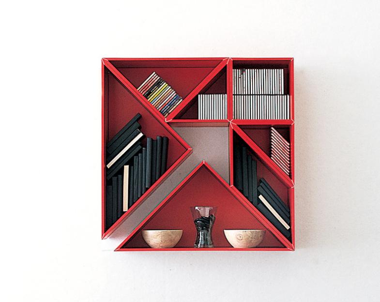 Wood Bookshelf Design From Lago