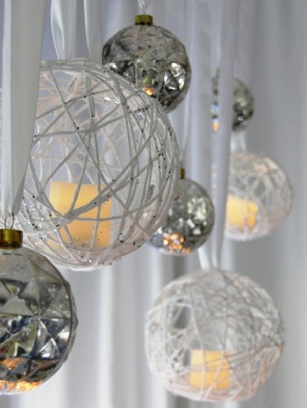 14 Modern Chandeliers Design for Christmas Ornaments Home Design - contemporary christmas decorations