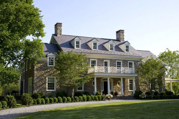 beautiful country homes design pennsylvania country house plans nottingham designs