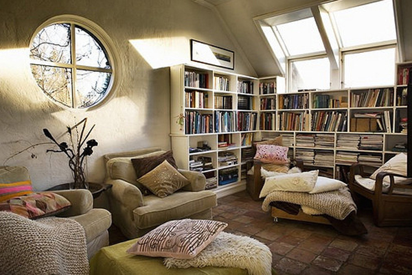 10 Trendy And Casual Living Room Decor 2013 Home Design And Interior - casual living room furniture