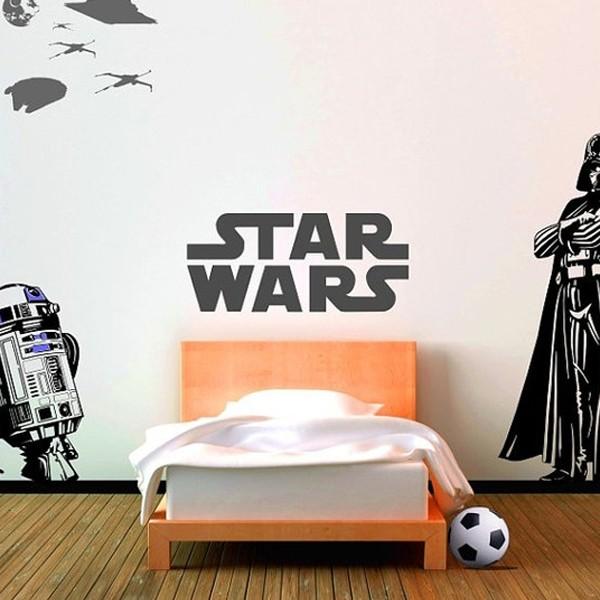 30-kids-bedroom-ideas-with-starwars-theme - star wars bedroom ideas