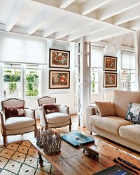 Attic Apartments with Neoclassical Ideas Located In Spain ...