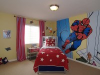 15 Kids Bedroom Design with Spiderman Themes | Home Design ...