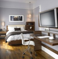 masculine-bedroom-with-office-design