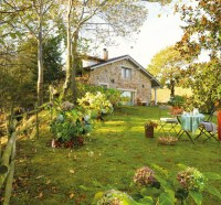 Rustic Small House With Beautiful Garden In Spanish | Home ...