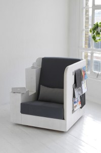 The Open Book: Creative and Cool Library Chairs | Home ...