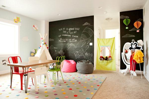 Adorable Kids Playroom Ideas