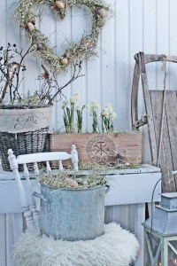 outdoor-vintage-easter-decor-ideas