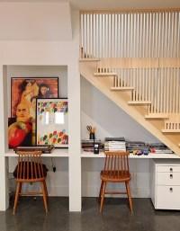 30 Modern Hallway Under Stairs With Storage Ideas | Home ...