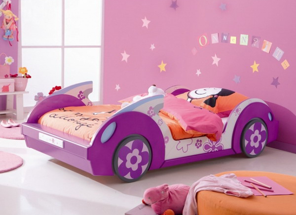 15 Kids Bedroom Ideas With Car Shaped Beds Home Design
