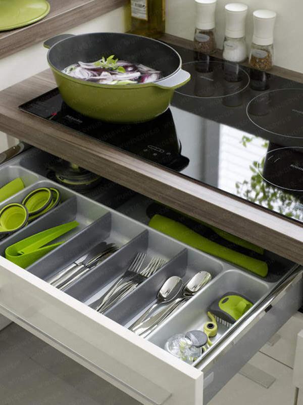 gallery functional kitchen cabinet drawer storage ideas smart storage solutions small kitchen design