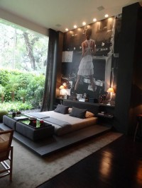 25 Trendy Bachelor Pad Bedroom Ideas | Home Design And ...
