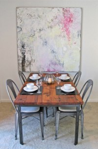 25 Industrial Dining Room With Masculine Interiors | Home ...