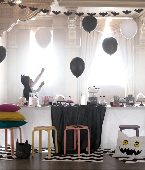 H M Halloween Collection For Kids Home Design And Interior - Sofa Ikea Drömminge