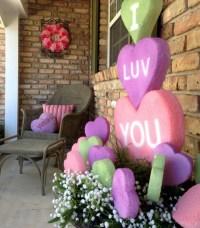 20 Romantic Outdoor Valentine Decorations | Home Design ...