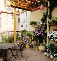 10 Most Romantic Balcony Ideas | Home Design And Interior