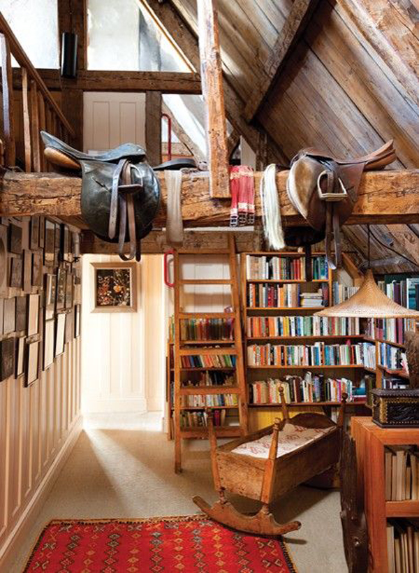 Cucina E Lube 20 Creative Attic Library For Function Room | Home Design