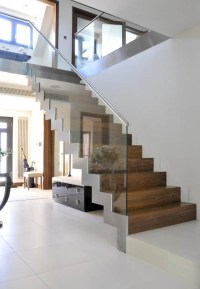 20 Modern And Minimalist Staircase Designs | Home Design ...