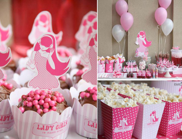 16 Teenage Girl Birthday Party Theme Home Design And Interior - birthday party design