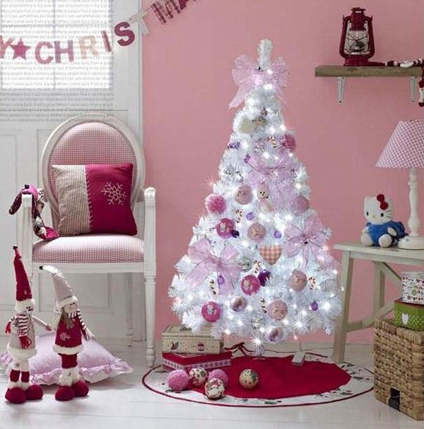 20 Pretty Christmas Decor With Hello Kitty Theme Home Design And - christmas themes images