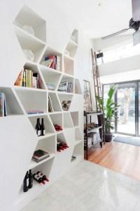 geometric-bookcase-with-storage-ideas