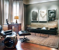 20 Masculine Bachelor Pad Living Rooms | Home Design And ...