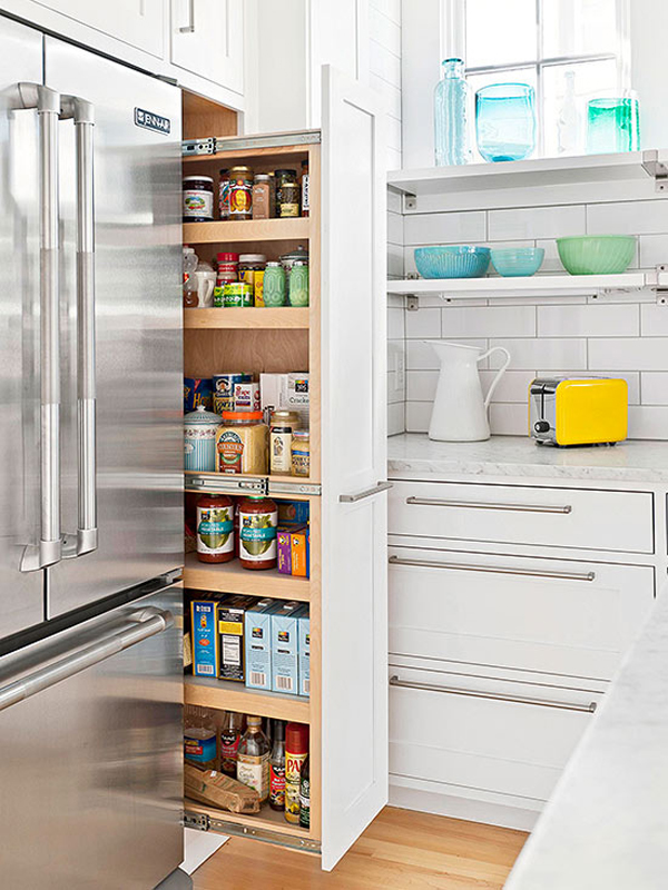 Kitchen Pantry Ideas Hidden-kitchen-pantry-designs